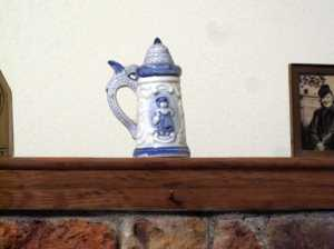 The stein that started it all