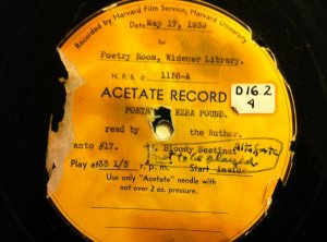 Pound_Ezra_Acetate_Record_Reading